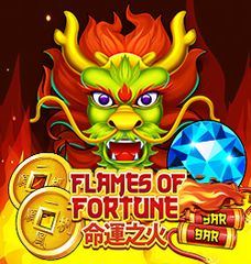 Flames Of Fortune slot online