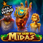 The Hand of Midas slot online